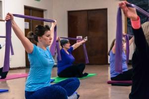 Pilates flexbands